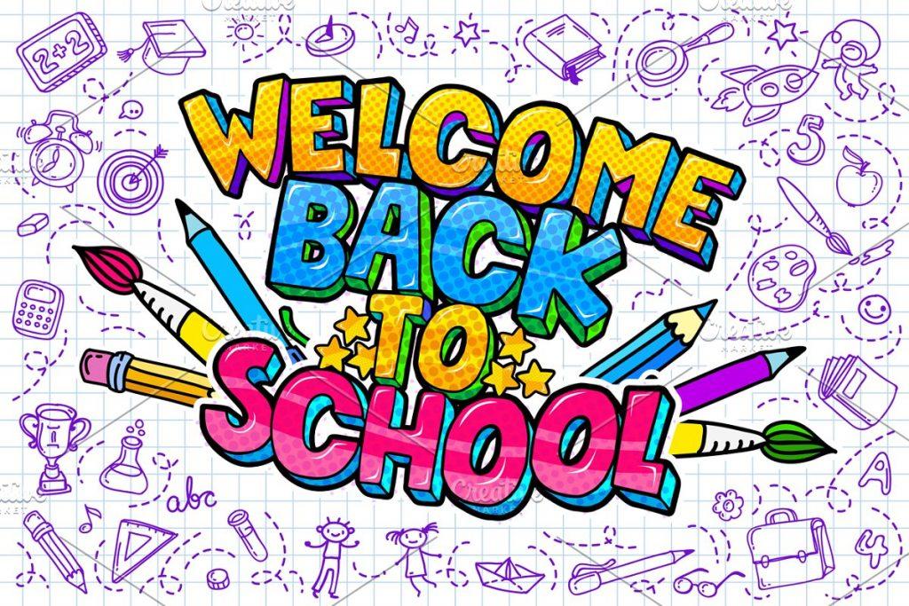 Welcome back to school   Colegio Concepción